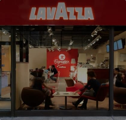 <p>Lavazza Espression</p>
